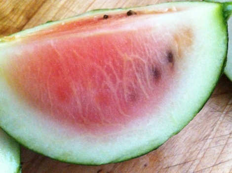 Reflections On A Gift Of Watermelon Pickle Pachamamas Beautiful Food