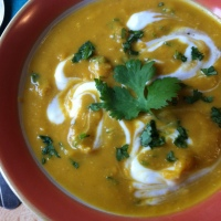 Pumpkin Dal...and the North Fork Valley International Food Club