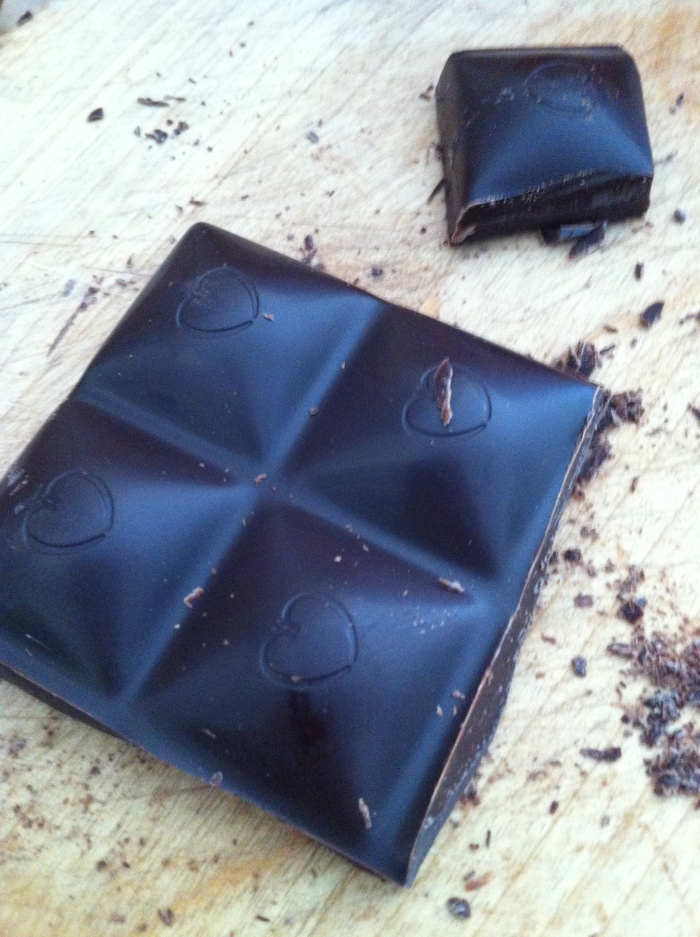 close ups of chocolate are always welcome