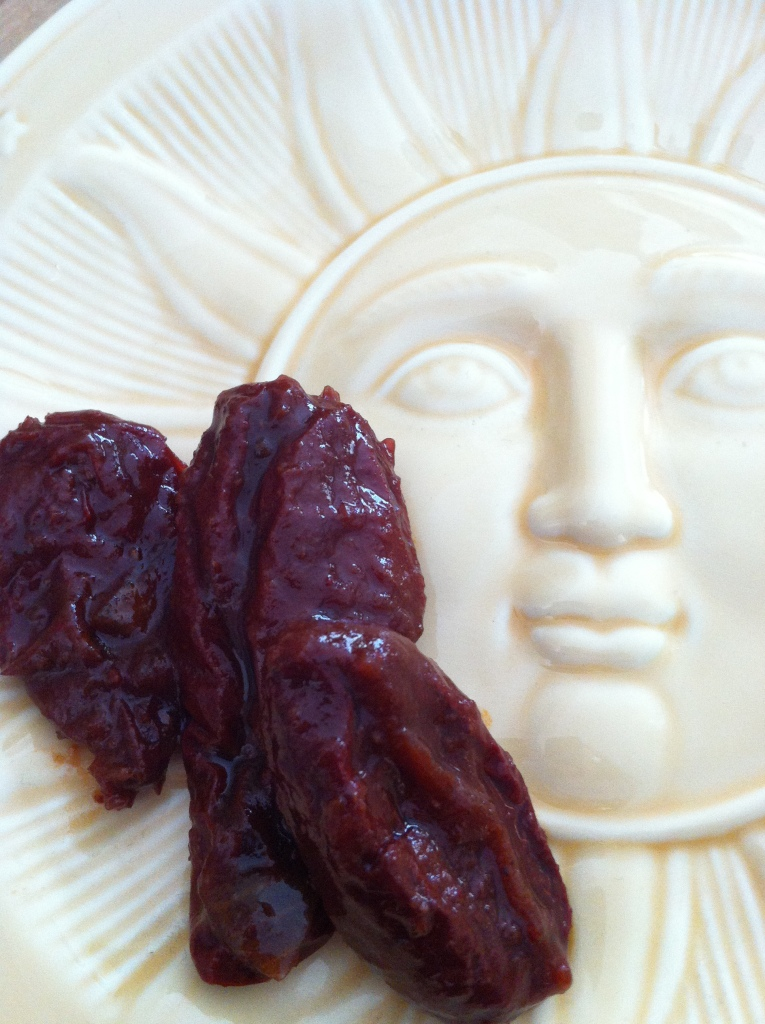 keep on the sunny side ...with spicy chipotle peppers