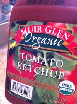 my favorite ketchup