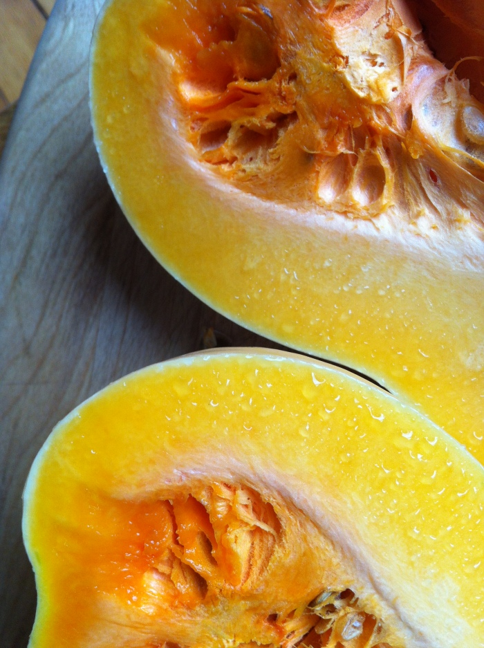beautiful butternut squash