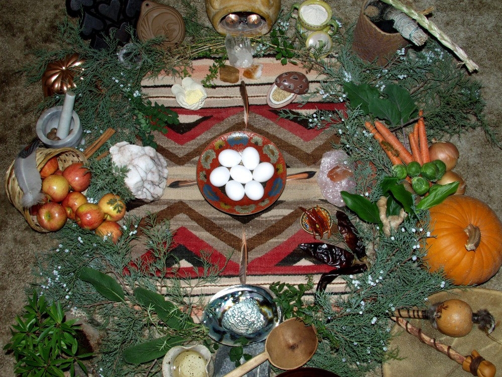 Cooking with the Elements form Pachamama's Beautiful Food