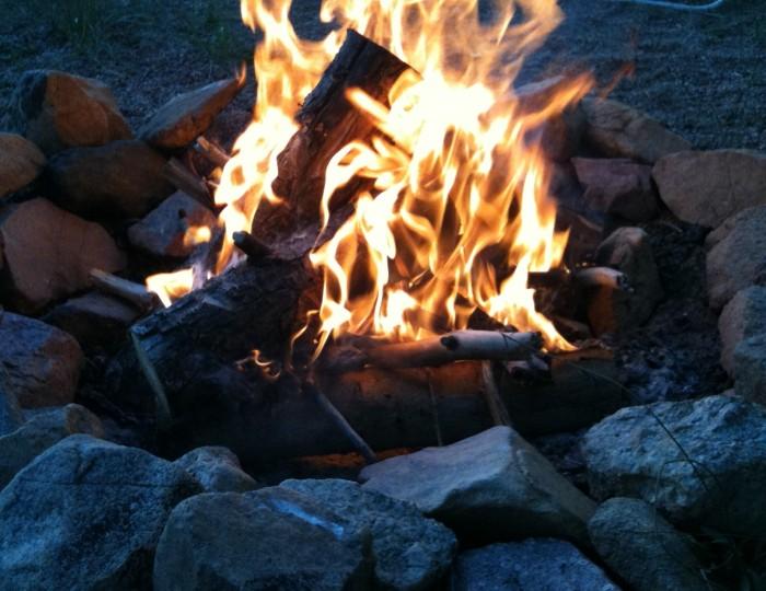 E fuego mi Espiritu