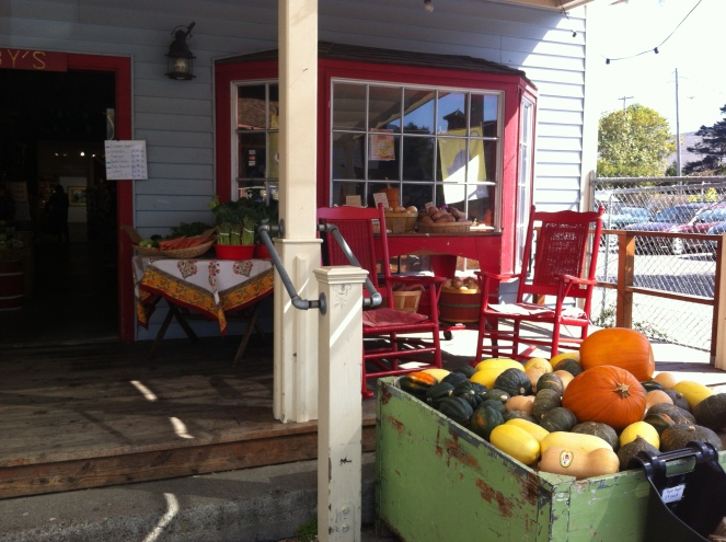 Toby's Market, Point Reyes