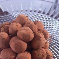 Cabernet Chocolate Truffles