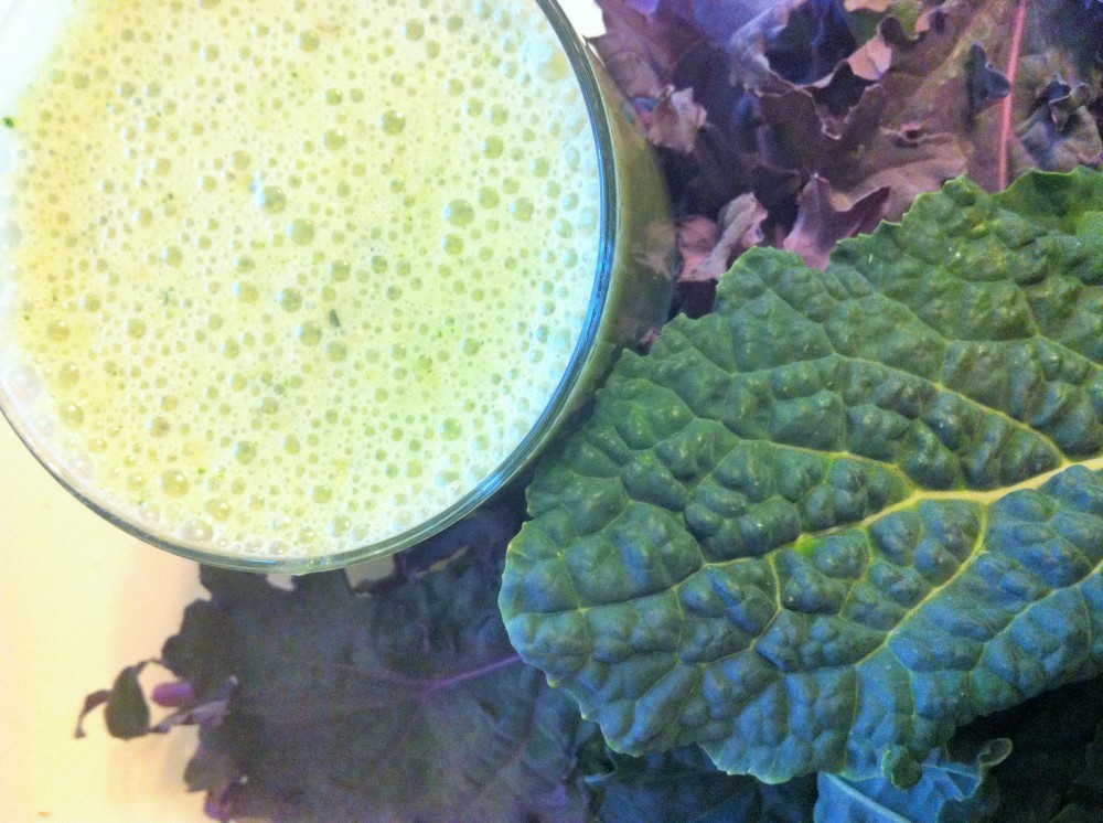 The Glorious Green Smoothie