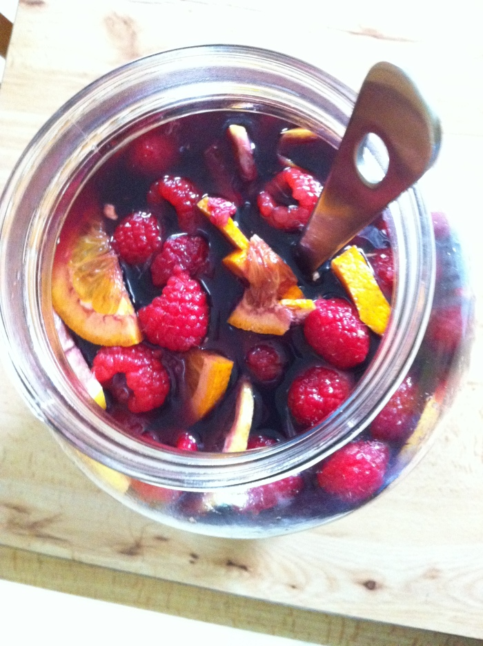 the happy jar of sangria
