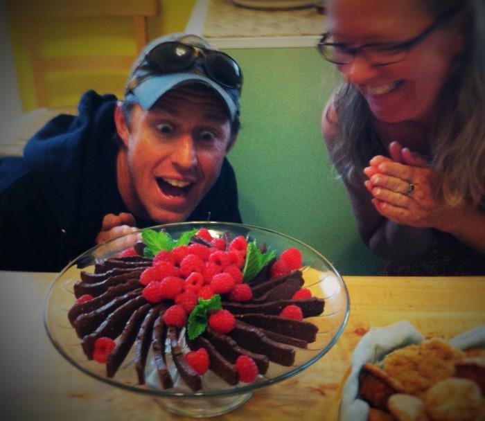 dessert first!!!