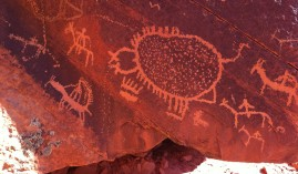 rock art, Dominguez Canyon