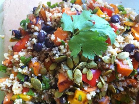 Incan Quinoa Salad