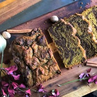 Quinoa Flour Pumpkin & Chocolate Bread