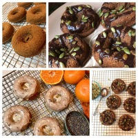 The Donut Chronicles: grain free, gluten free, vegan + 3 delicious variations